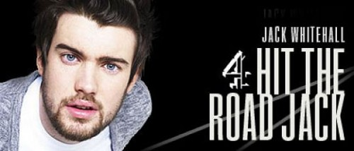 "Series with jack whitehall aptly called ""hit the road jack"